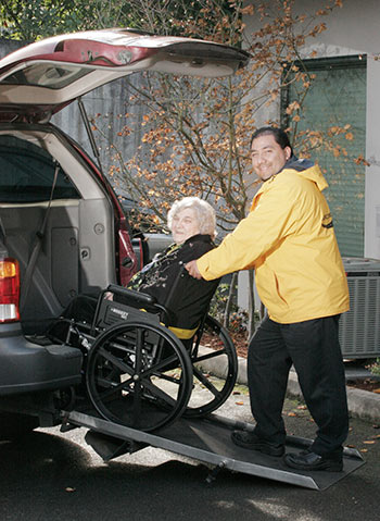 Handicap Transportation Tacoma WA